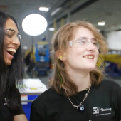 Local Students Say YEP to a Summer at Textron Aviation